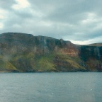 Orkney Cliffs from Ferryside