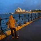 Sydney's Rain Bomb